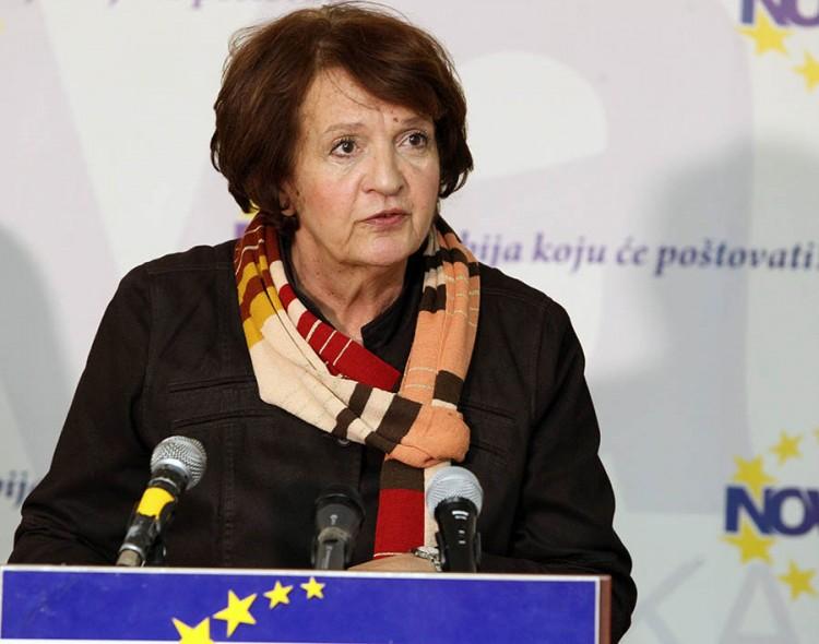 Rakić-Vodinelić: Stranke naše koalicije su uvek bile na strani suprotnoj SNS-u
