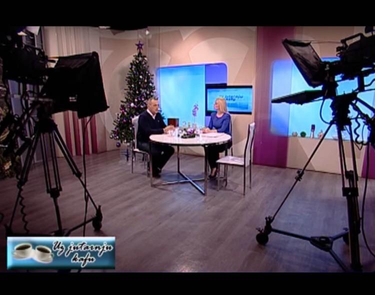 """Živković u emisiji """"Uz jutarnju kafu"""" na TV Naša [VIDEO]"""