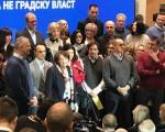 Predstavljena Deklaracija: Oslobodićemo Beograd, a potom i Srbiju