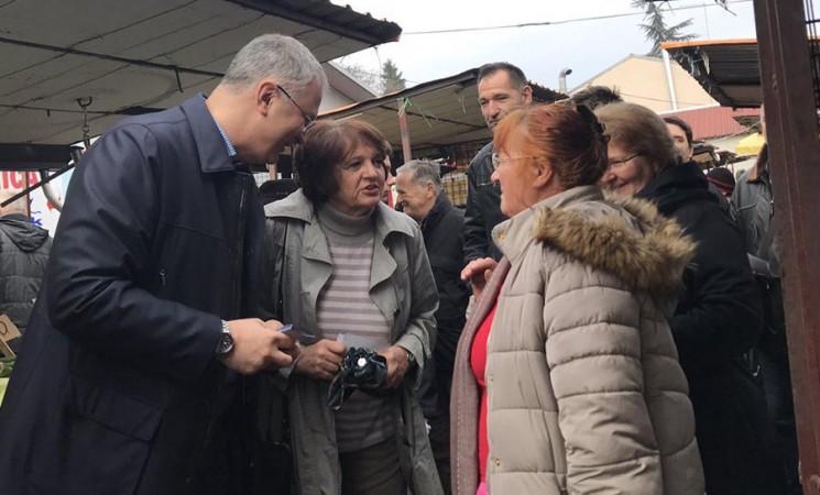 Rakić - Vodinelić: Poboljšaćemo socijalnu zaštitu i smanjiti poreze