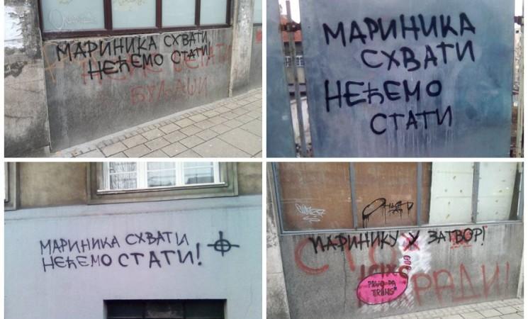 Nove pretnje narodnoj poslanici Mariniki Tepić