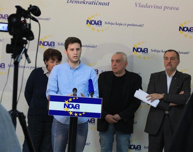 Prekršajne prijave protiv Elekovića i Tadića naručene iz Vučićevog kabineta