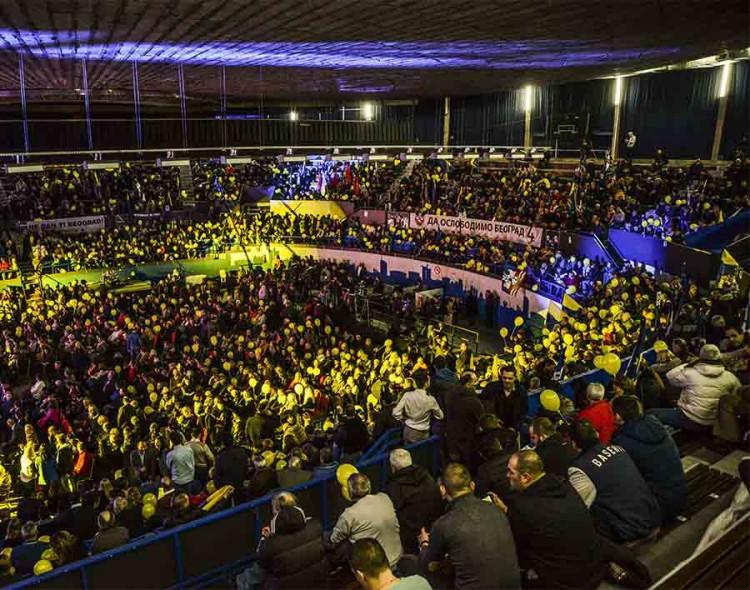 """Konvencija liste """"Da oslobodimo Beograd"""": Promene kreću iz Beograda"""