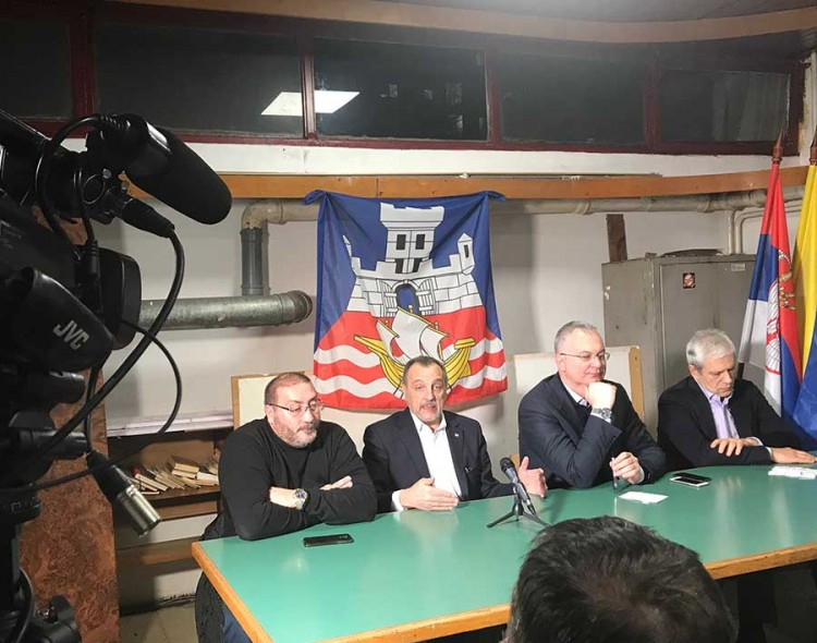 """Naprednjaci probali da spreče tribinu koalicije """"Da oslobodimo Beograd"""""""