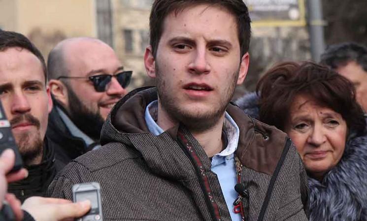 Uroš Eleković: Vučiću, dođi i lično me uhapsi!