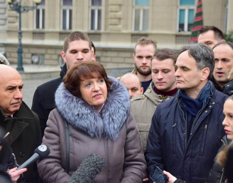 Crna knjiga kriminala i korupcije Srpske napredne stranke u Beogradu