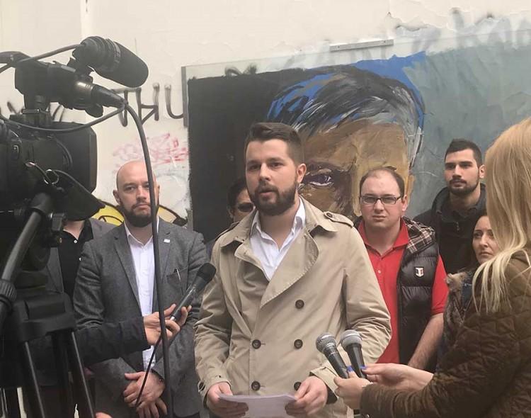 Milivojević: Ideje Zorana Đinđića, uprkos aktuelnoj vlasti, i dalje žive