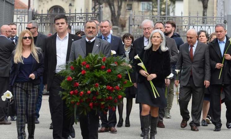 Živković: Srbija nije ni blizu Zoranove vizije