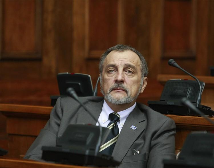 Živković: Učestvovaću na sednici o Kosovu ako bude pripremljena na primeren način
