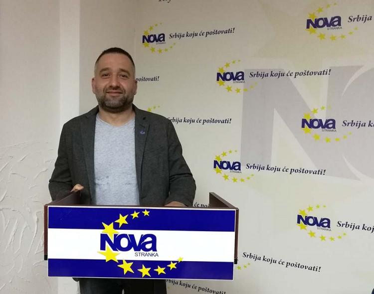 Andrija Radovanović novi predsednik Opštinskog odbora Voždovac