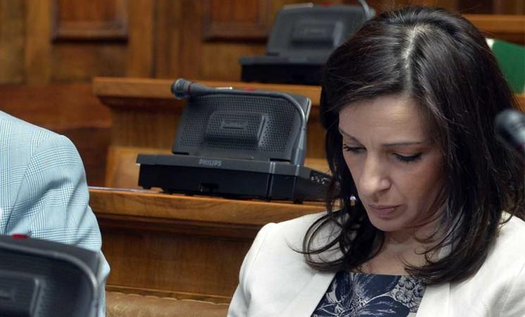 Šešelj najvulgarnije vređao i psovao Mariniku Tepić [VIDEO]