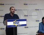 Marko Stojančević izabran za predsednika OO Palilula - Beograd
