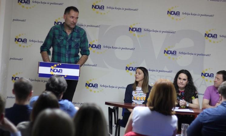 Zvezdarci odlučili: Aleksandar Ilić predsednik Opštinskog odbora