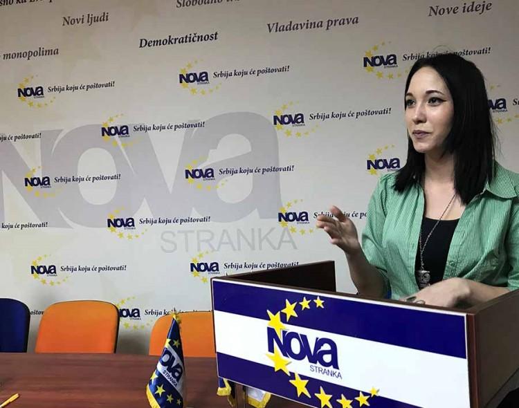 Čukarica: Katarina Đukić izabrana za predsednicu Opštinskog odbora