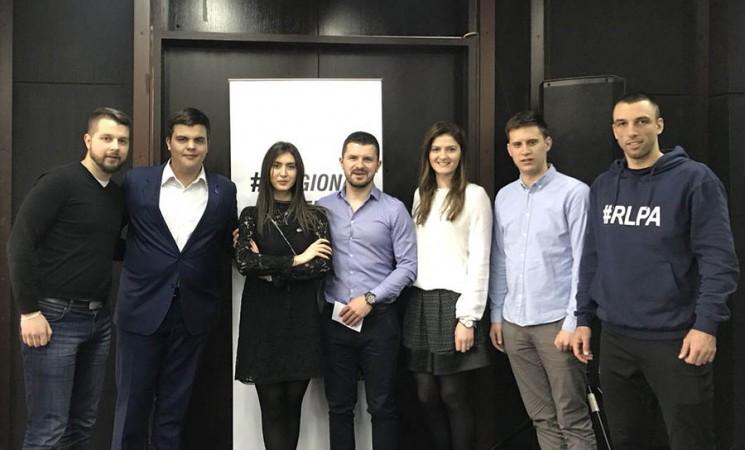 Podrška Mladim liberalima Crne Gore