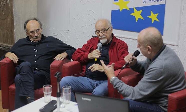 Petričić i Koraks: Srbija je Eldorado za karikaturistu