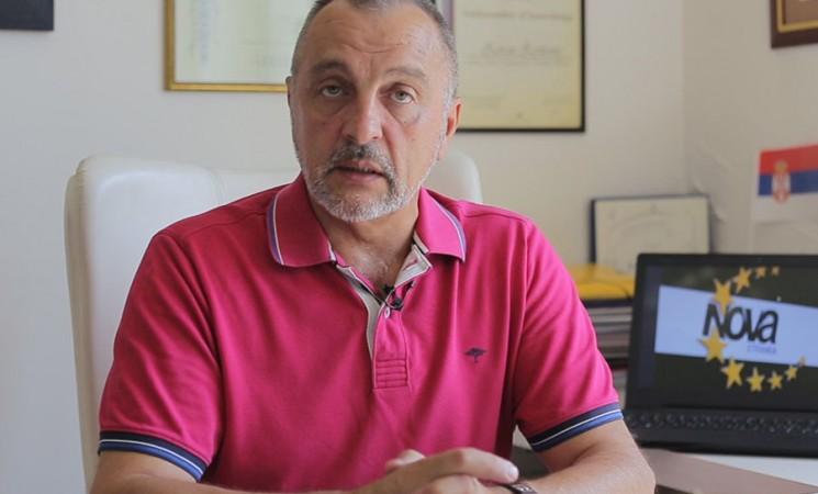 Živković za Radio Sarajevo: Opozicija da napravi ozbiljan front i vrati Srbiju na Đinđićev put