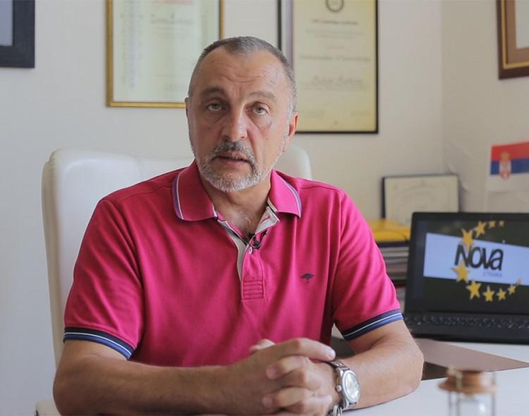 """Živković - Rekonstrukcija prljave montaže """"Srpskog telegrafa"""" [VIDEO]"""