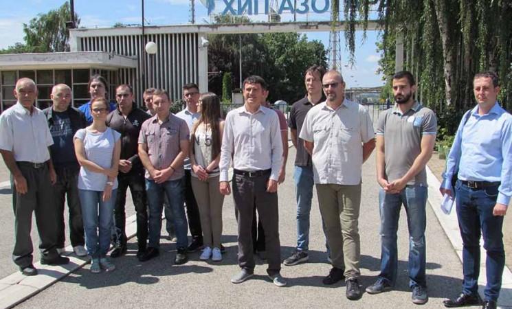 Opozicija udruženo ispred Azotare: Lokalnu vlast nije briga za Pančevce!