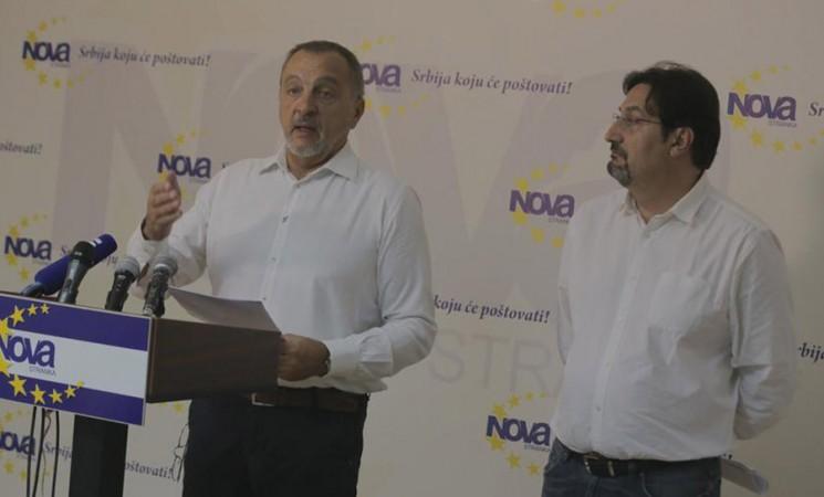 """NOVA predstavila akcioni plan """"Šta da se radi"""" i pozvala na saradnju"""