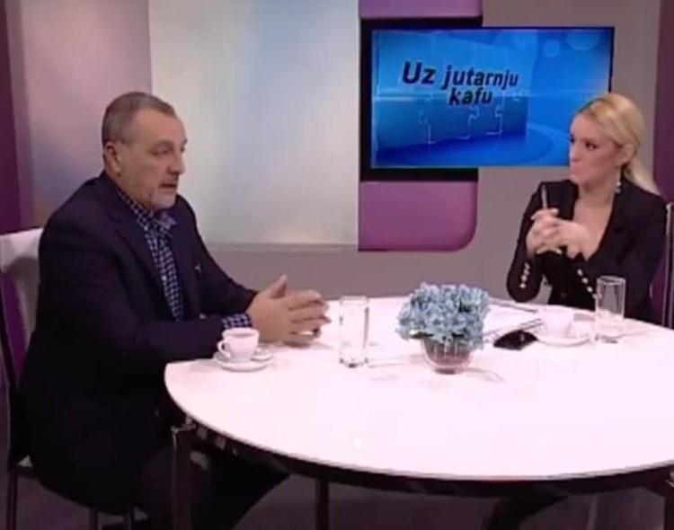 Živković za TV Naša: Protokol u Parizu posledica Vučićeve loše politike
