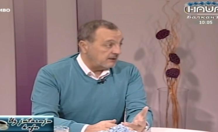 Živković za TV Naša: Glasajte protiv zla, kriminala i korupcije