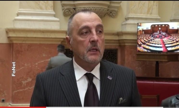 Živković: Simboličan bojkot sednice zbog obesmišljavanja uloge Parlamenta