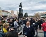 Živković za Danas uoči skupa u Nišu: Vreme je da se protesti preliju na celu Srbiju