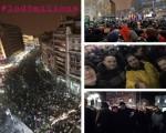 Na ulice Srbije sa jednakim žarom! Do konačne pobede!