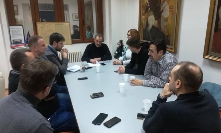Predsedništvo Nove stranke o imenovanju novog člana i aktuelnoj političkoj situaciji