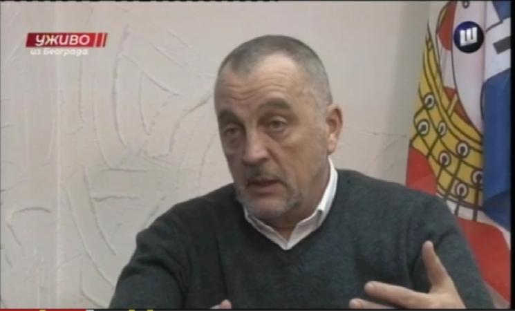 Živković za TV Šabac: O eventualnom bojkotu odlučiti tek na dan raspisivanja izbora