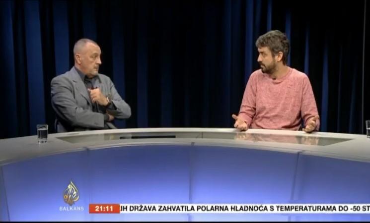 Živković na Al Jazeera: Opozicija i građani svaki dan da se bore za izborne uslove