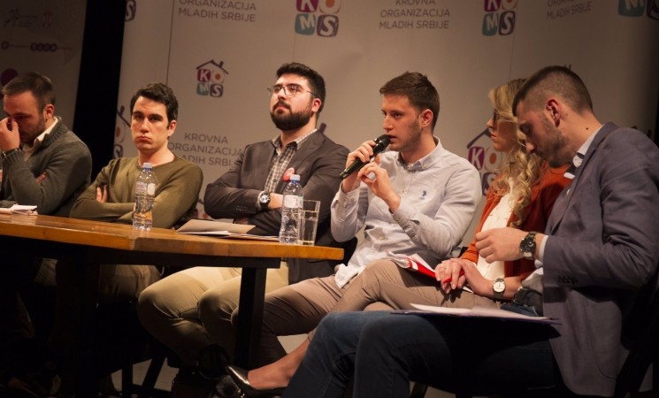 Eleković na debati o evrointegracijama: NOVA odlučno i dosledno za Srbiju u EU