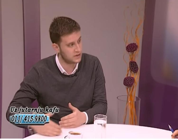 Eleković za TV Naša: Zajednica Evropske unije može samo da unapredi naše društvo