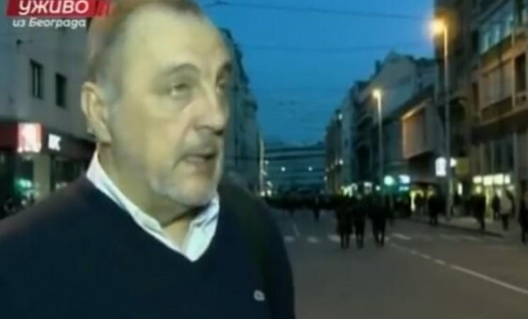 Živković: Energija protesta velika, na političarima da je artikulišu u pravom smeru