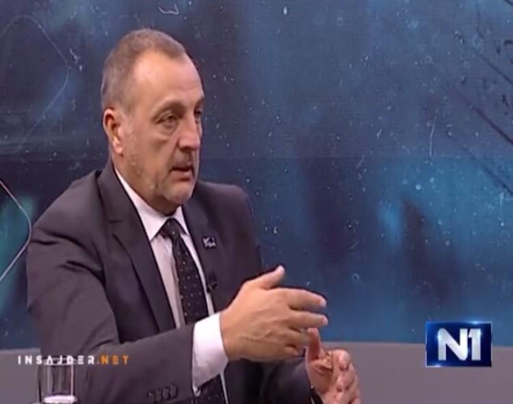 Živković u Insajder debati: Nova stranka dosledan nastavljač politike Zorana Đinđića