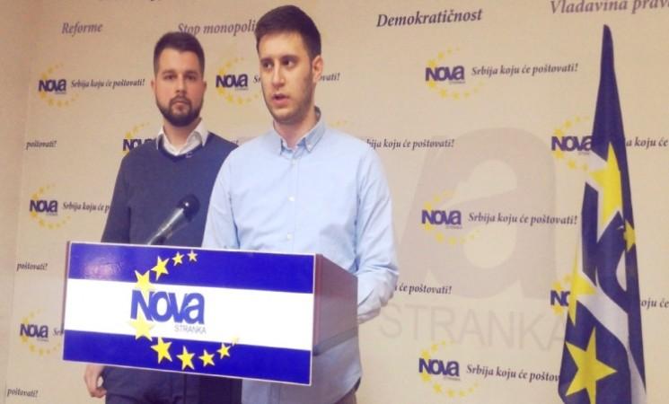 Delegacija Foruma mladih NOVE na obuci o upravljanju stranačkim aktivnostima