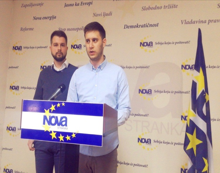 Forum mladih Nove stranke predstavio Sporazum za budućnost