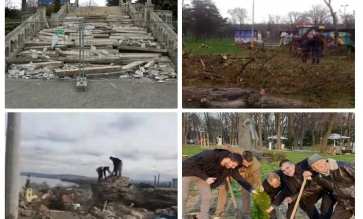 Kako naprednjaci zamišljaju lepši i stariji Beograd