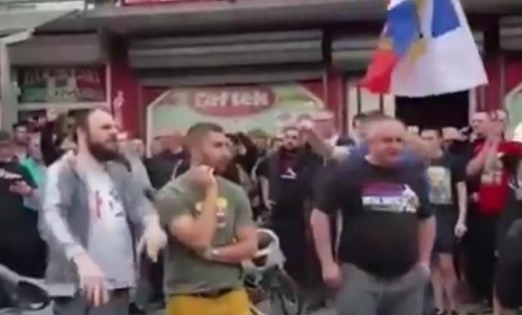 Divljanje kod pekare u Borči posledica Vučićevog straha od kraja kriminalne karijere