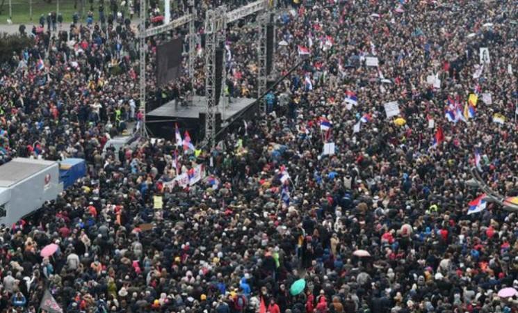 Pobunjeni građani – Svi kao jedan ponovo u subotu u 18 sati