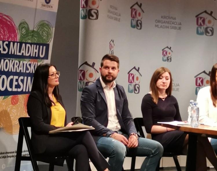 Milivojević na debati o ženama u politici: NOVA je uvek za suštinsko osnaživanje žena