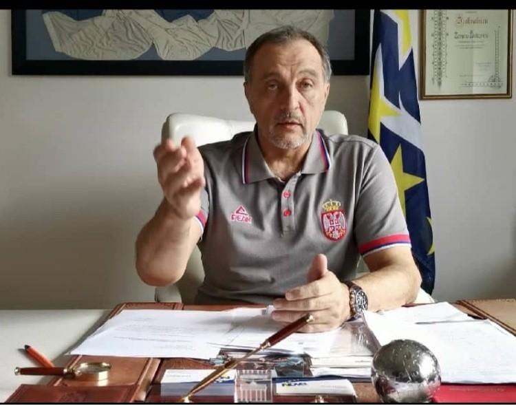 Živković uputio Vučiću pitanja o KiM na koja samozvani predsednik nema odgovor