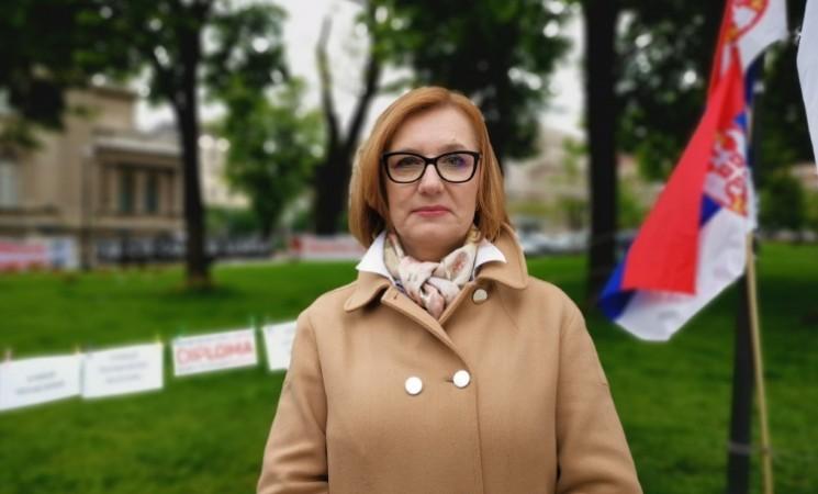 Mira Petrović: Slobodna zona deo slobodnog neba koji se širi na celu Srbiju