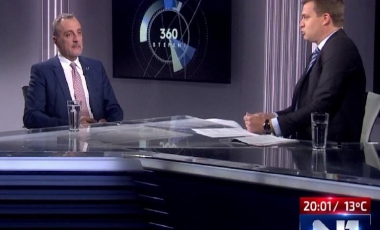 Živković: Pooštriti kaznenu politiku, posle smene vlasti primeniti je na Vučića