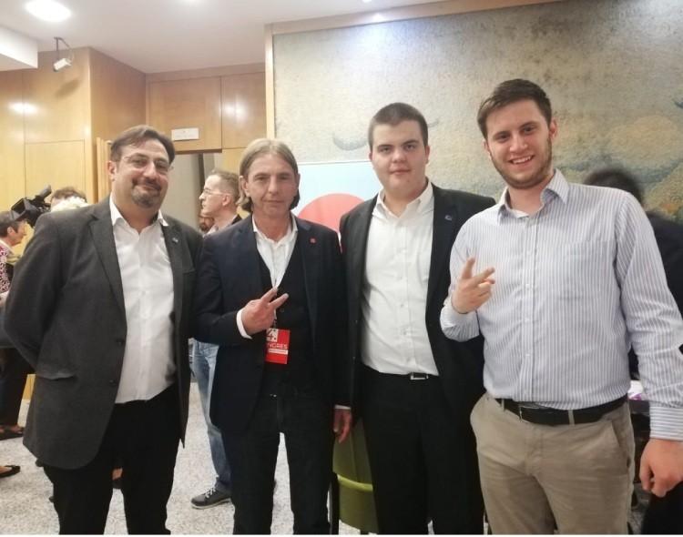 Saradnja evropskih liberala prioritet: Delegacija NOVE u dvodnevnoj poseti BiH