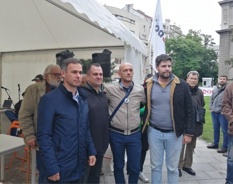 Nova stranka uspešno organizovala celodnevno dežurstvo u Slobodnoj zoni