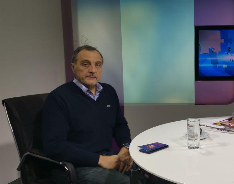Živković za TV Naša: Pasoši ambasadora Slobodne zone proširili borbu na celu Srbiju