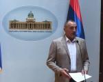 Živković u Skupštini o presudi pripadnicima JSO-a, poplavama, gradnji metroa i bojkotu sednica