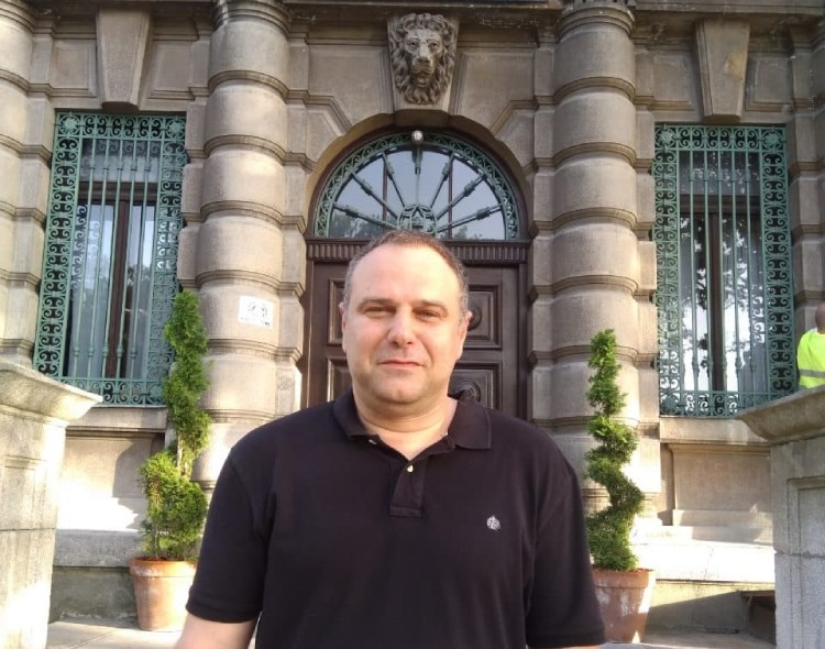 Jovanović na protestu u Nišu: Verujem u promene, zato sam član Nove stranke